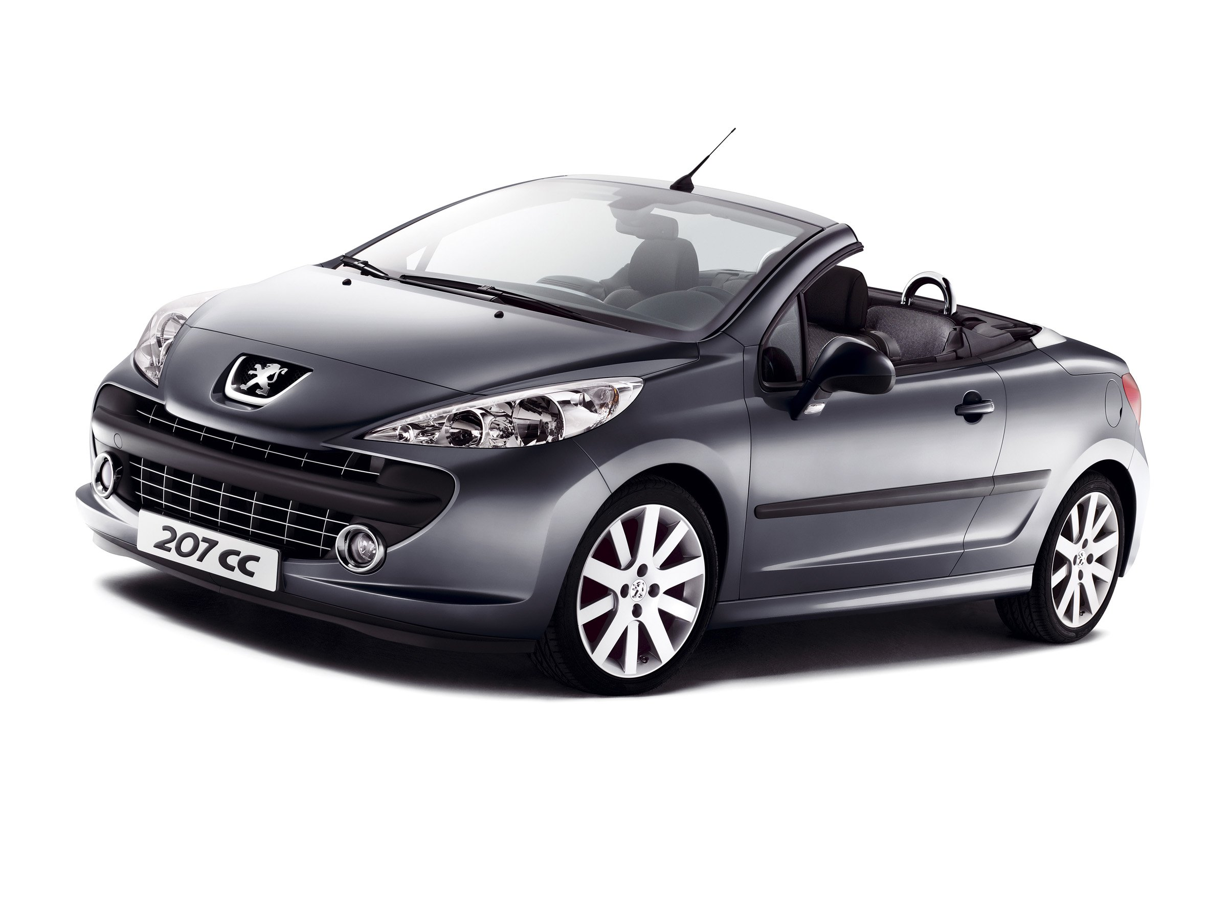 Cat C3 – Peugeot 207cc | 1.6 Cabrio
