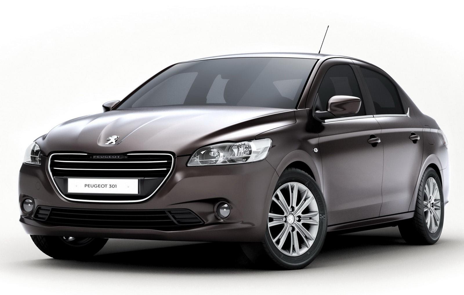 Cat D2 – Peugeot 301 | 1.4 Auto
