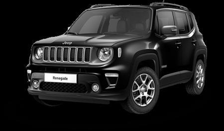 Cat F2 – Jeep Renegade | 1.0 Auto