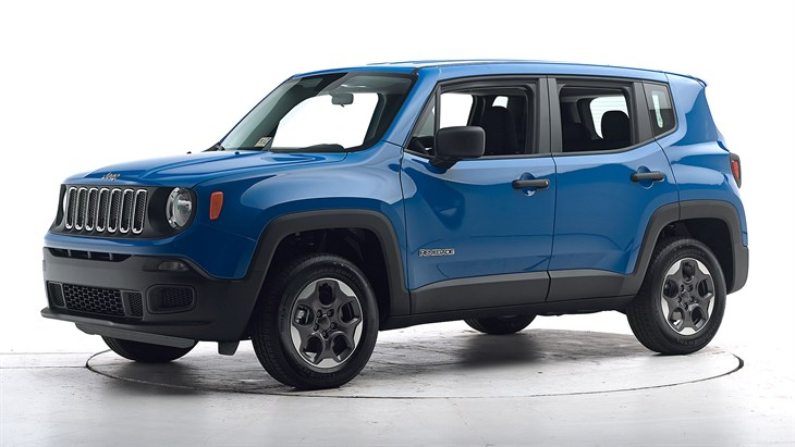 Cat F1 – Jeep Renegade | 1.4