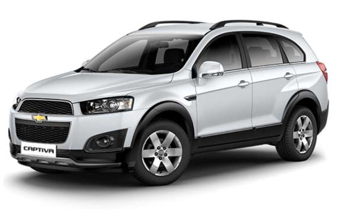 Cat F – Chevrolet Captiva | 1.8