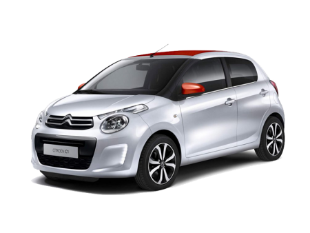 Cat A3 – Citroen C1  | 1.0 Auto – Open top