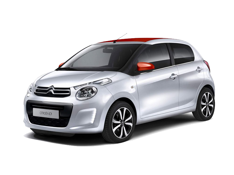 Cat A3 – Citroen C1 | 1.0 Open top
