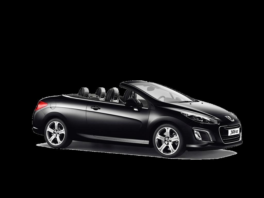Cat D3 – Peugeot 308cc | 1.6 Cabrio