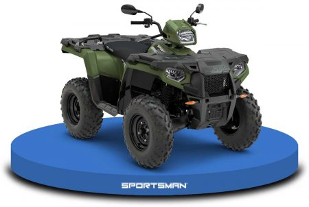 Cat D1 – Polaris Sportsman 570