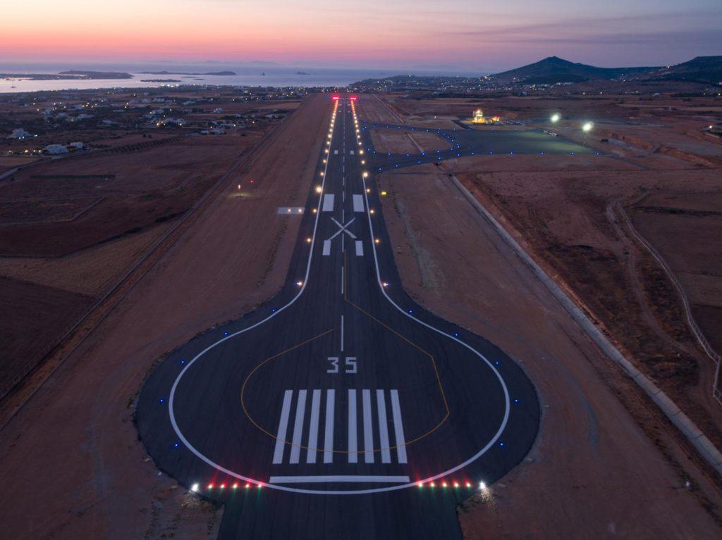 Αεροδρόμιο Πάρου