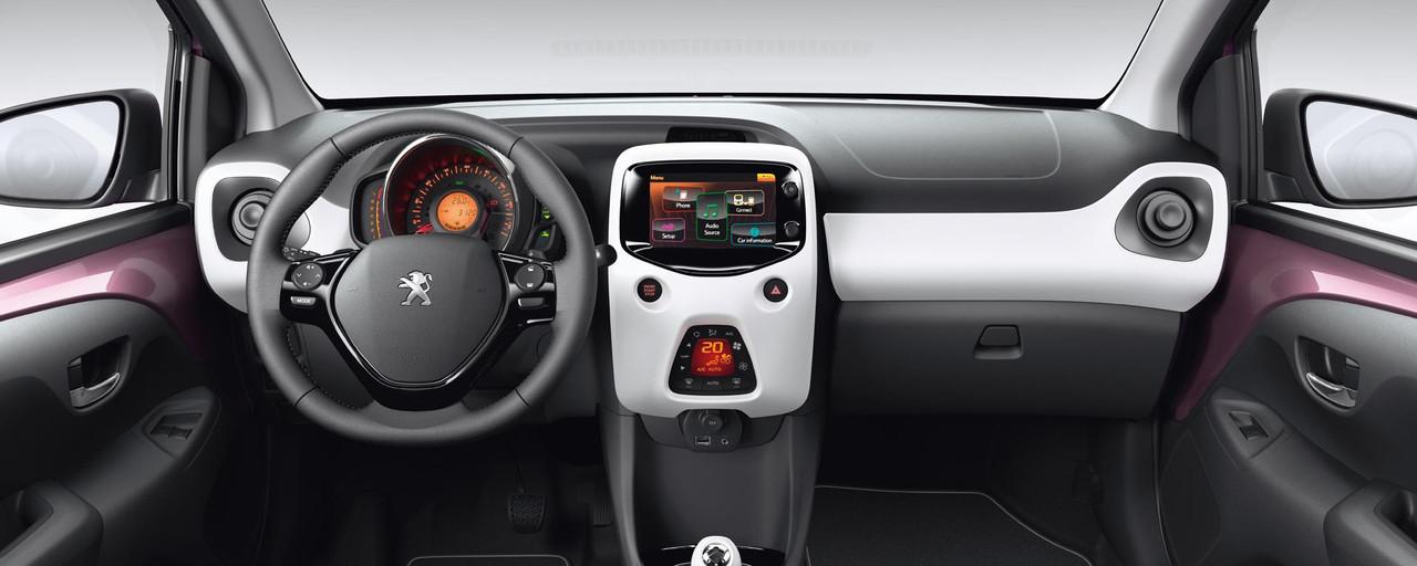 Cat A2 – Peugeot 108 | 1.0