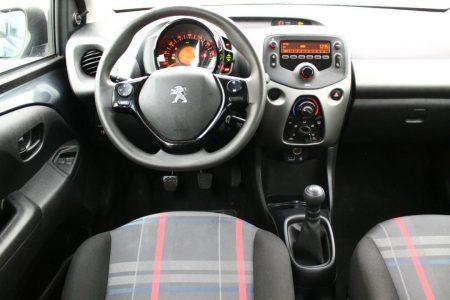 Cat A1 – Peugeot 108 | 1.0