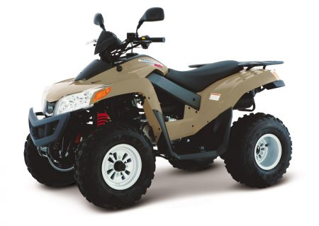 Cat C – Sym Quadlander | 300