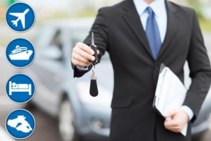 Παραλαβή και Παράδοση κατά την ενοικίαση αυτοκινήτου στη Πάρο