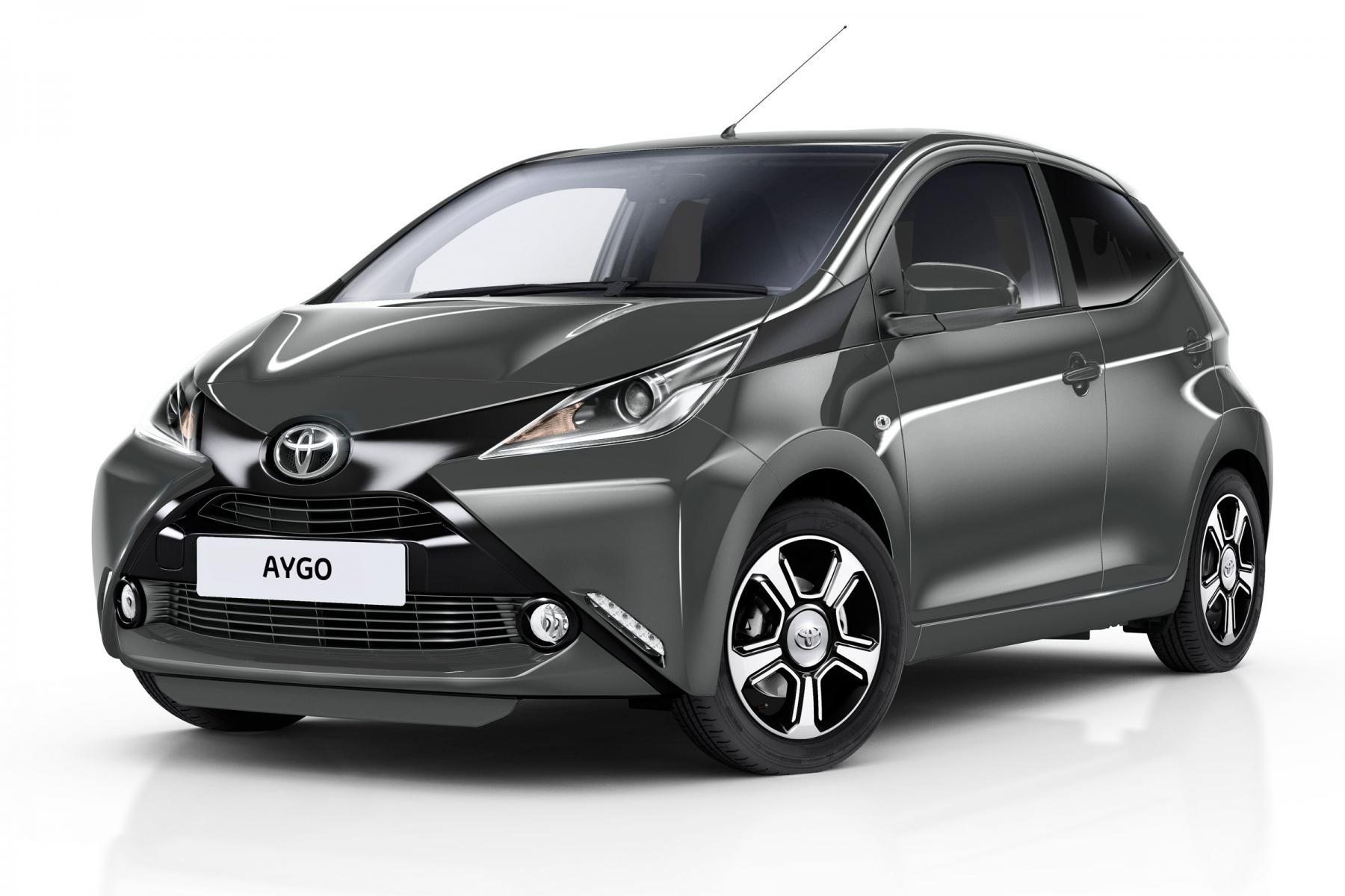 Cat A1 – Toyota Aygo | 1.0
