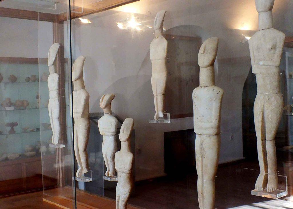 museum Chaniotis Paros rentals Car Moto Atv & Transfers