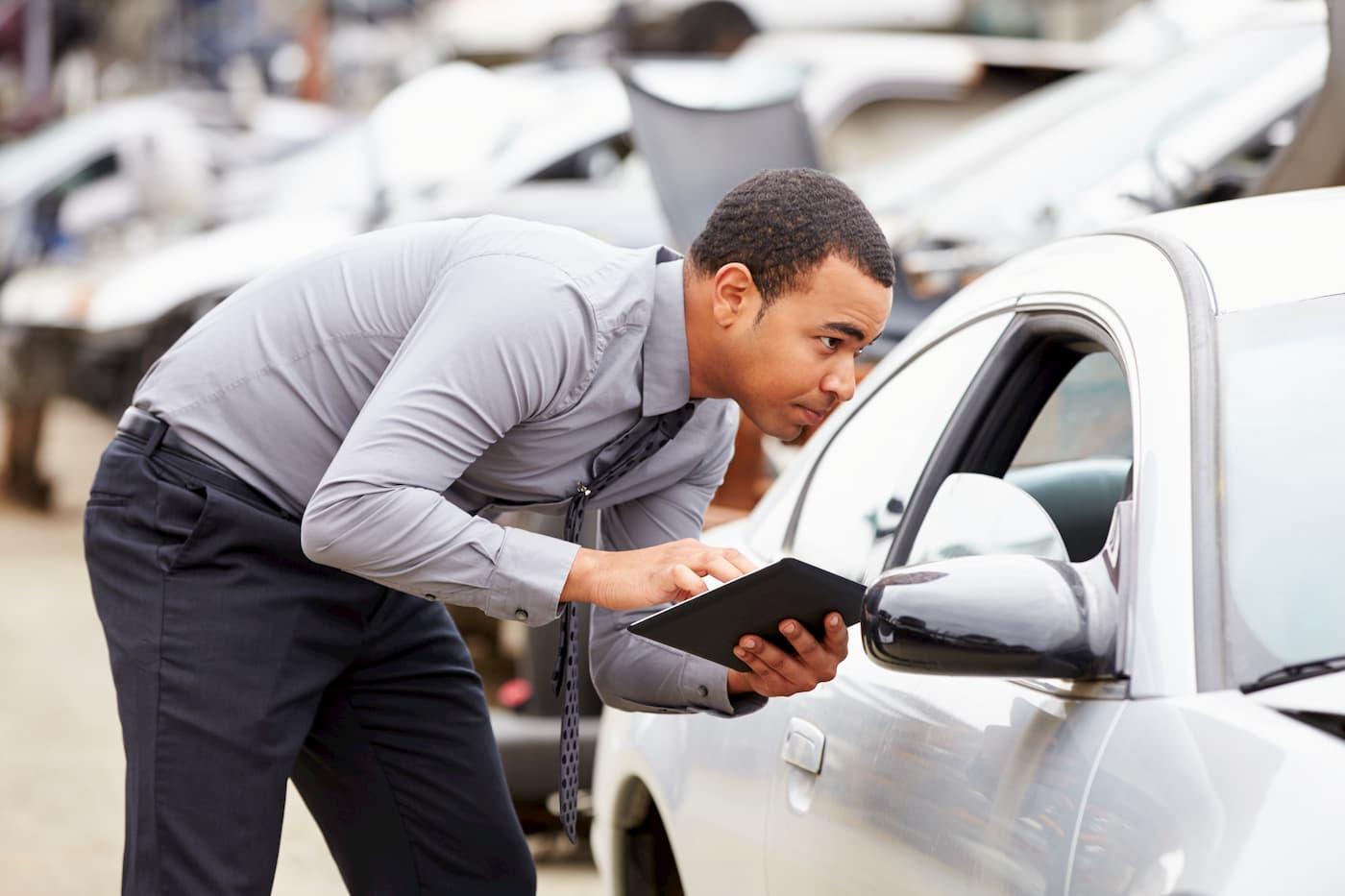 ελεγχος ενοικιασης αυτοκινητου