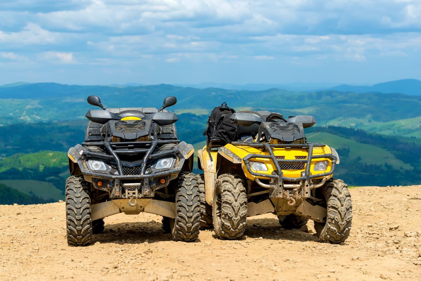 Ενοικίαση ATV στην Πάρο