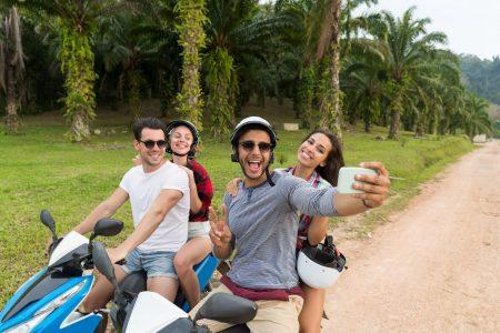 Ενοικίαση μοτοσυκλέτας σε νησί: 5 λόγοι για να την επιλέξεις