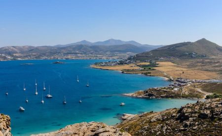 Paros – Greek Island in Aegean Sea