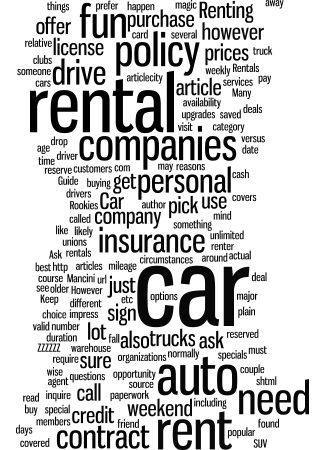 Car rental companies or Brokers