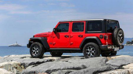 Cat FM3 – Jeep Wrangler |  Unlimited Sahara 4X4