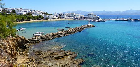 Pickup and Dropoff Rented Car/ Moto in Piso Livadi Paros