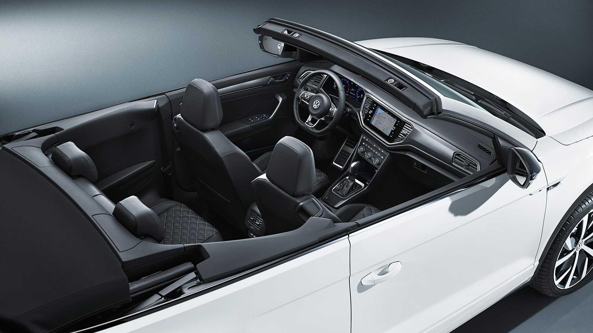 Cat FA3 – WV T-Roc Cabriolet | Auto