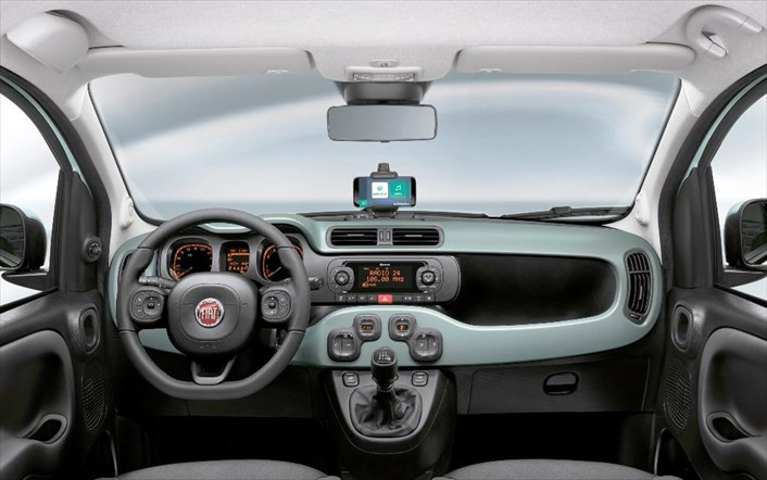 Cat BH1 – New Fiat Panda HYBRID 48V